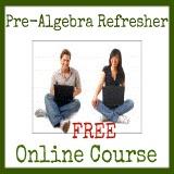 Free Algebra Ecourse
