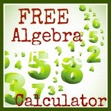Free Algebra Calculator