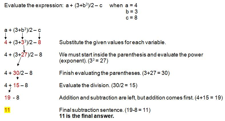 Math Exercises &amp- Math Problems: Application of Formulas for ...