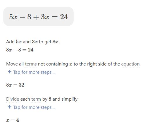 Algebra problems homework help